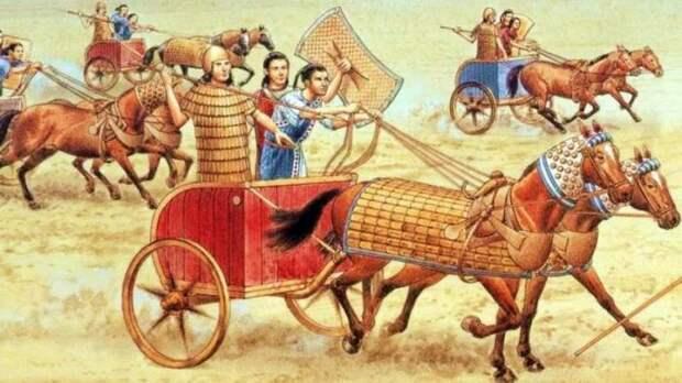Одними из первых массово применять биологическое оружие начали ещё древние хетты. Они использовали заражённых туляремией ослов и баранов, чтобы вызвать эпидемию во вражеской армии исторические факты, история, факты, человечество