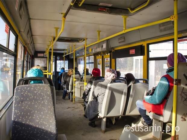 Жители Ижевска оказались довольны работой общественного транспорта и сотрудников ГИБДД