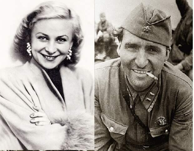 Великие истории любви. Константин Симонов и Валентина Серова