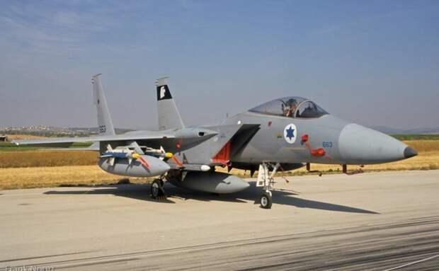 Израильские летчики: F-15 - лучше F-35