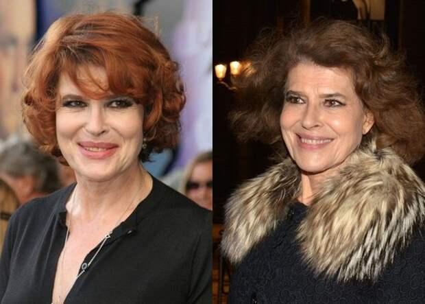 Как годы меняли самых красивых брюнеток французского кино