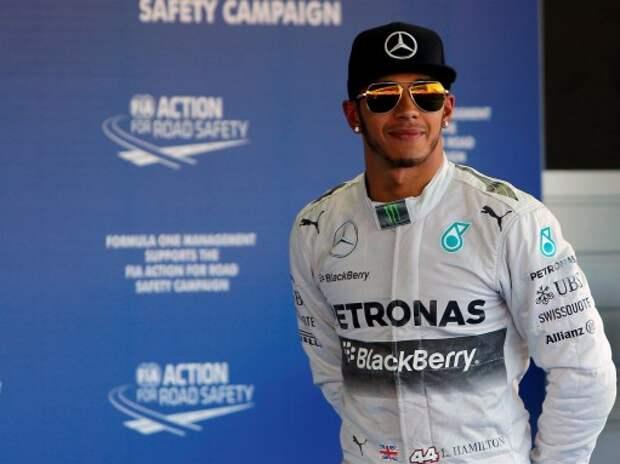 Формула 1: квалификация Гран-при России