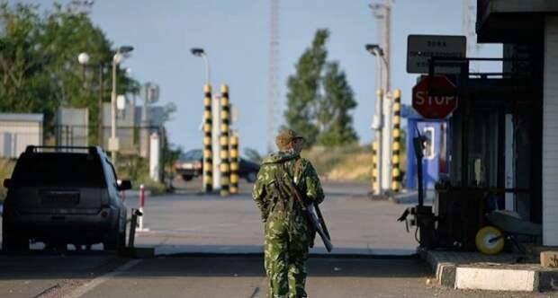 Азиат думал, что попадёт в Крым по украинскому паспорту