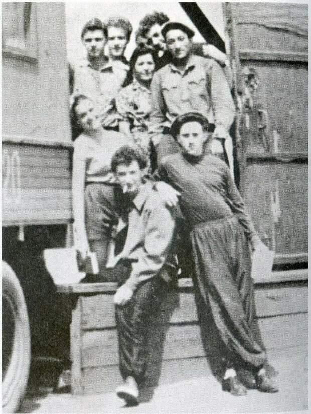 1958, июнь - Павлодарская обл. Казахстан