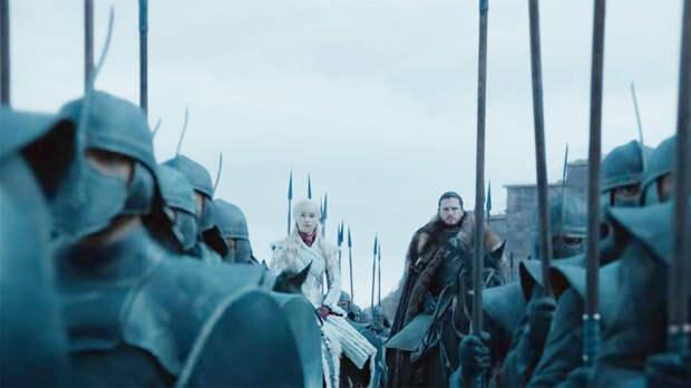 Роскомнадзор призвал к осторожности при просмотре «Игры престолов»