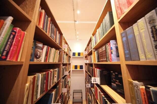 Популярный писатель встретится с читателями в библиотеке на улице Клары Цеткин