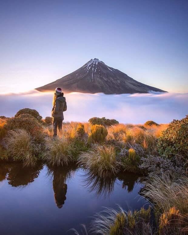 Новая Зеландия красота, мир, природа, путешествия
