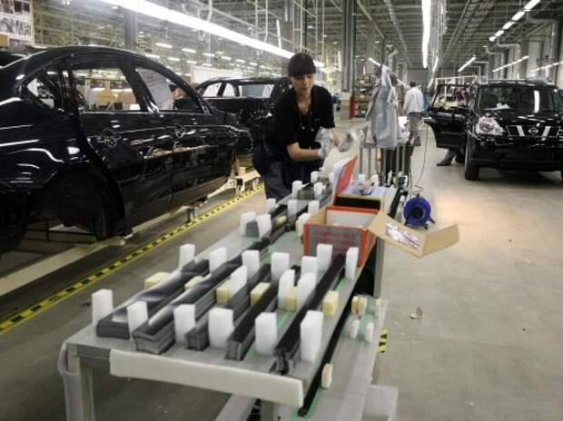 На российском заводе Nissan выявлены нарушения санитарных норм