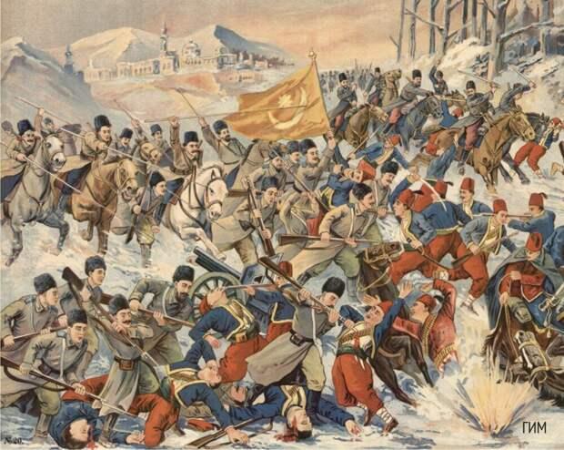 Борьба Османской империи и России за Кавказ