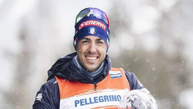 Итальянские лыжники Пеллегрино иДеФабиани собираются тренироваться сосборной России