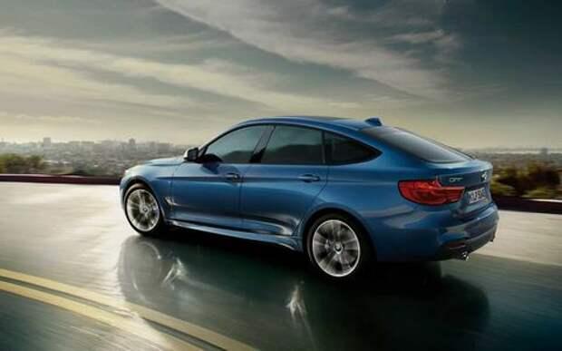 BMW прекратит выпуск 3-й серии GT