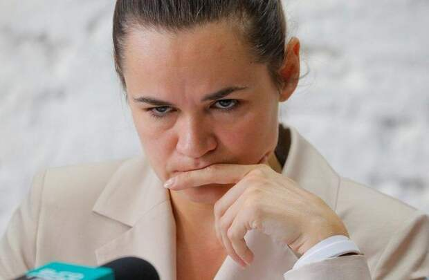 А где же 80% белорусов, проголосовавших за Тихановскую?