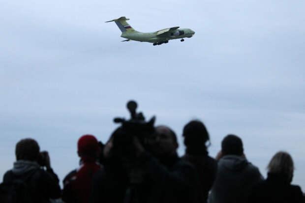ОАК обнародовала характеристики и особенности Ил-76МД-90А