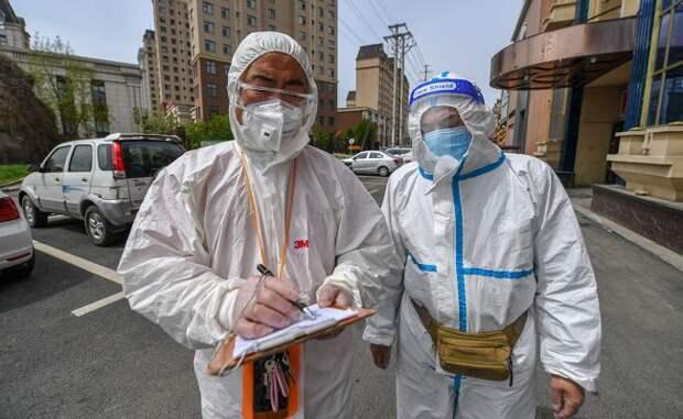 Китай ввел карантин покоронавирусу награнице сРоссией
