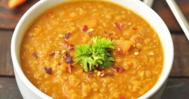 Шёлковый суп
