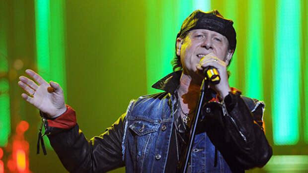 """Группа Scorpions выпустила новую песню """"Sign of hope"""""""