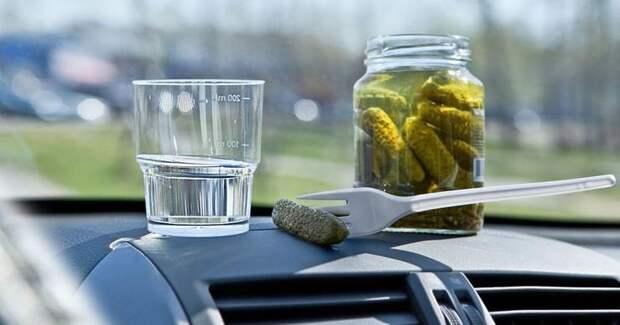 5 продуктов, после которых от водителя будет нести перегаром
