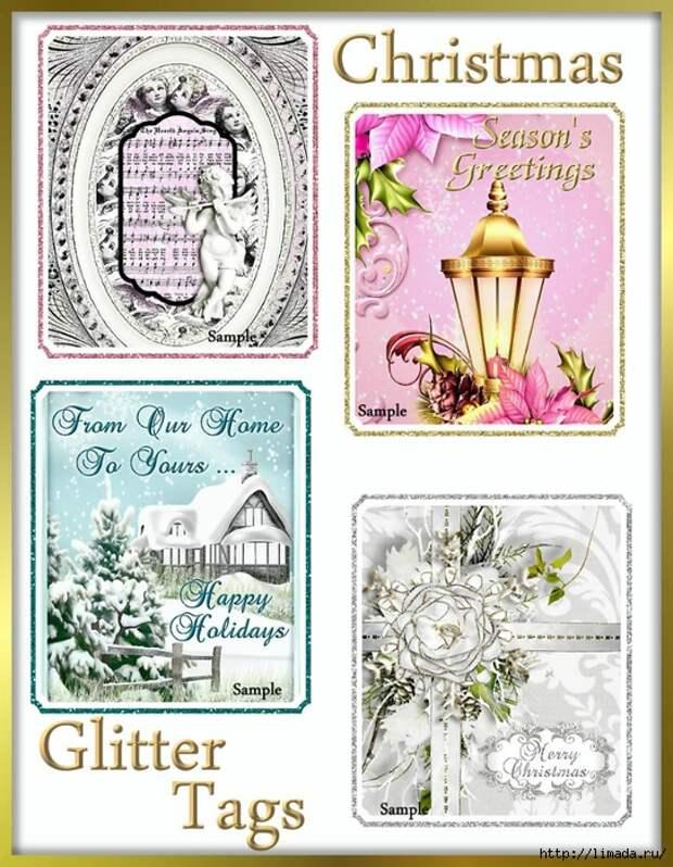 Christmas_Glitter_Tags_Sample (543x700, 350Kb)
