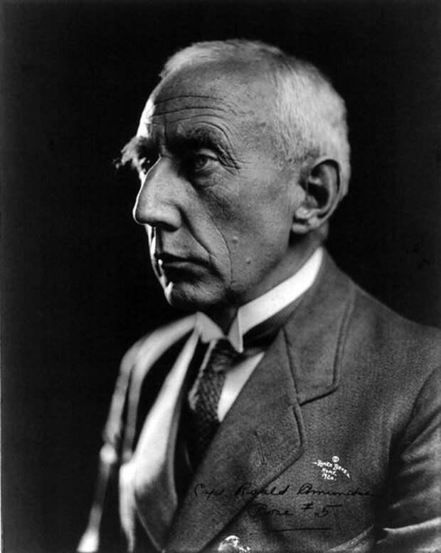 Руаль Амундсен, 1920 год (Wikimedia)