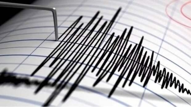 Землетрясение магнитудой 4,9 произошло у северных Курил