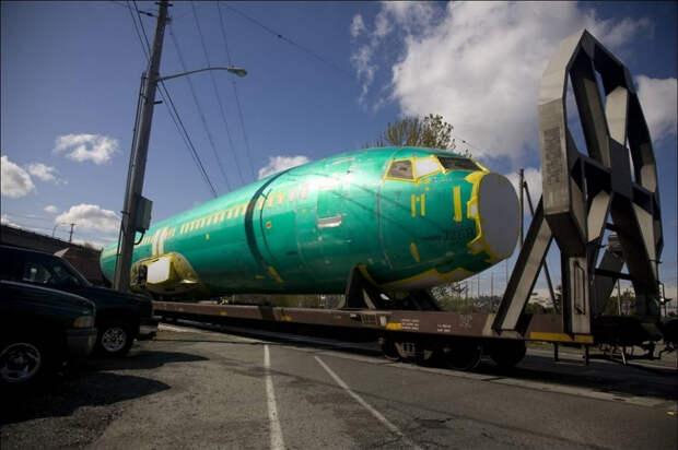 1290 Boeing 737   Как это сделано