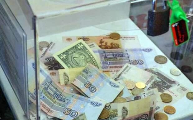 В Новоуральске из храма подростки украли ящик с пожертвованиями
