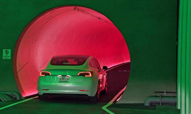 Илон Маск собирается перевозить грузы под землёй. TheBoringCompany собирается начать прокладывать широкие тоннели для грузовых перевозок