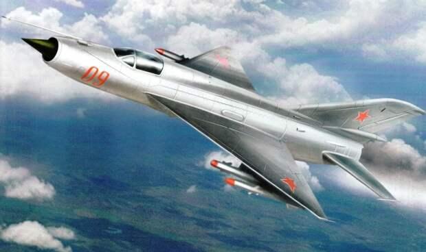 МиГ-21 - советский самолёт-истребитель третьего поколения. | Фото: legendary-aircraft.blogspot.com.