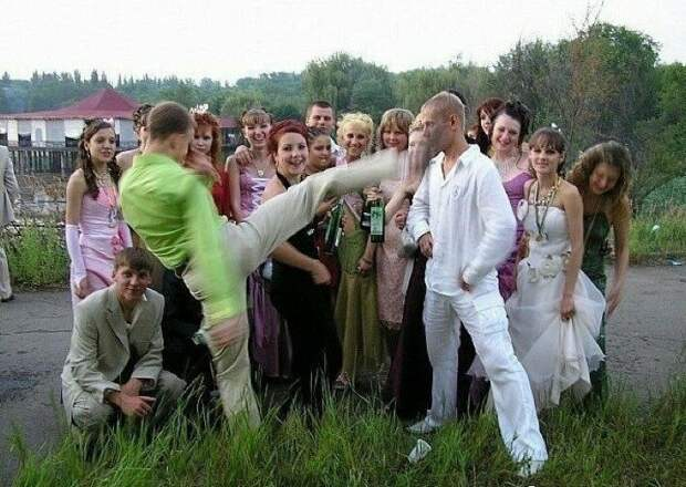 Веселые деревенские свадьбы поднимут настроение