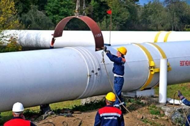Украина прощается с транзитом газа