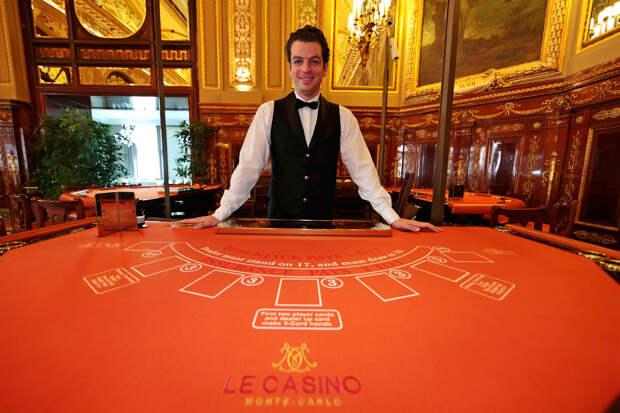 Прогулка по казино