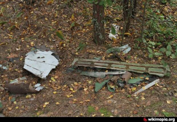 """Крушение Ан-124 """"Руслан"""" под Киевом, 1992 год"""