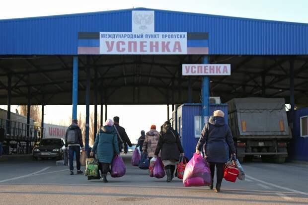 ДНР ввела новые правила при въезде со стороны России
