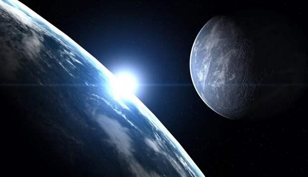Луна отдаляется от Земли каждый год на 3,8 сантиметра