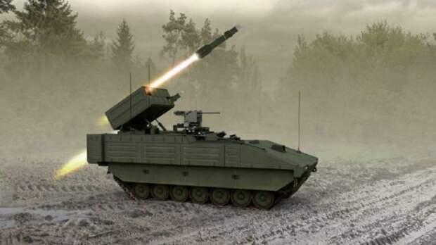 Осилит ли войсковая ПВО ВС России встречу с детищем концепции CF(L)35? Лёгких путей не предвидится