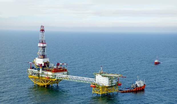 На13% снизил добычу нефти Казахстан вянваре–феврале 2021