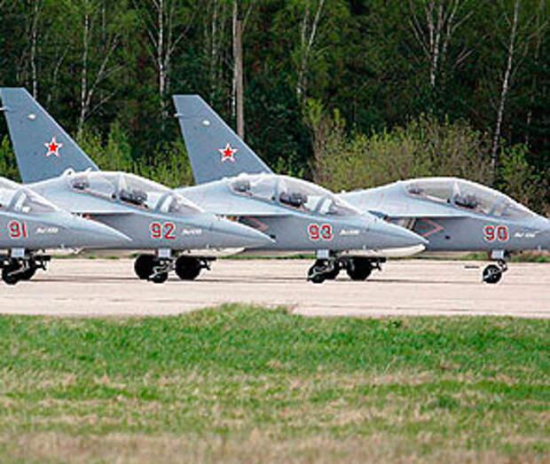 Як-130. Фото: mil.ru