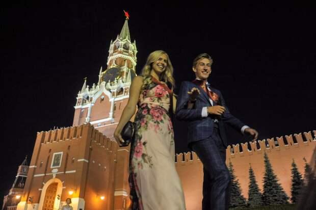 Всероссийский выпускной бал в Кремлёвском дворце отменили