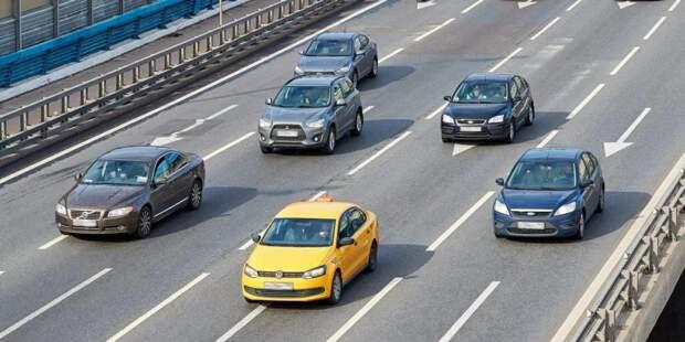 Дорожные камеры снизили аварийность в Москве на 23% с 2010 года. Фото: mos.ru
