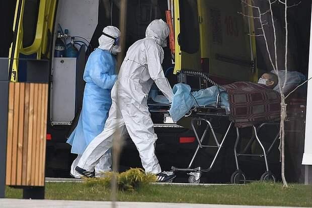 Врач-инфекционист Николай Малышев назвал главные отличия пандемии коронавируса в России и Европе