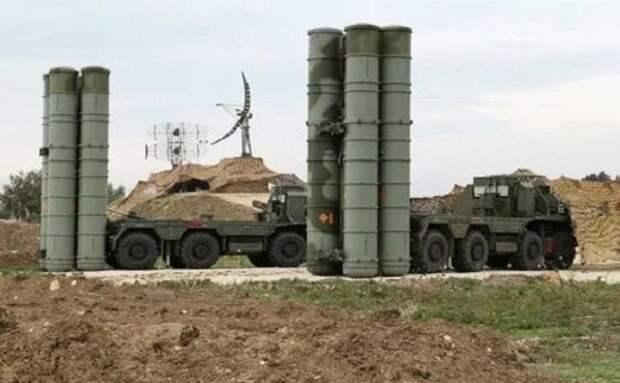 Турция передала часть российских зенитно-ракетных комплексов С-400 «Триумф» Соединенным Штатам