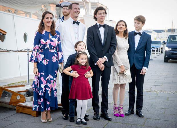 Принц Дании Иоахим перенес экстренную операцию на головном мозге: подробности его состояния