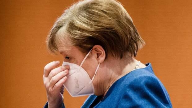 Меркель запятнает себя навеки, если заключит сделку с Россией