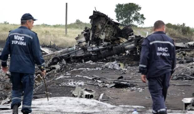 Малайзия отказалась считать Россию причастной к крушению MH17 в Донбассе