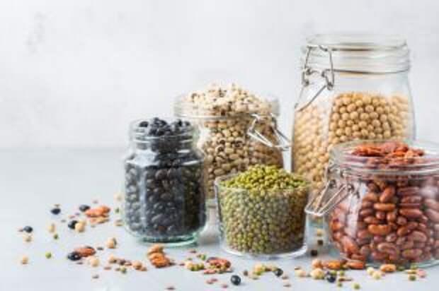 Набираем растительный белок. Как правильно организовать постный рацион