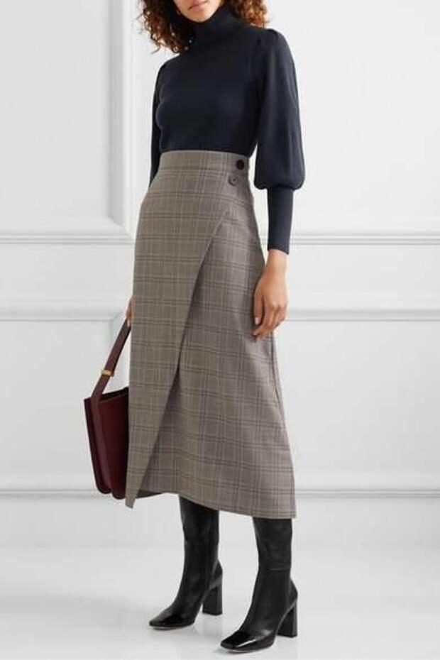Это юбка должна быть в каждом гардеробе женщин 40+