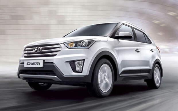 Hyundai «бросила» Солярисы ради кроссоверов