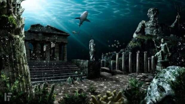 Атлантида – мифы и факты о потерянном континенте