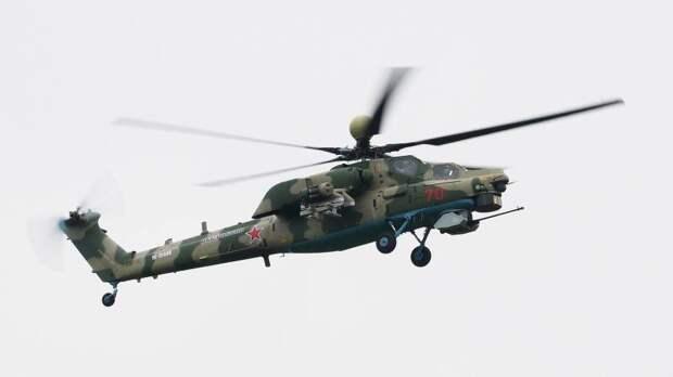 Ми-28НМ и Ка-52М как будущее армейской авиации