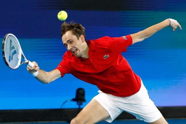 Медведев: «Не мне решать, являюсь ли я фаворитом Открытого чемпионата Австралии»
